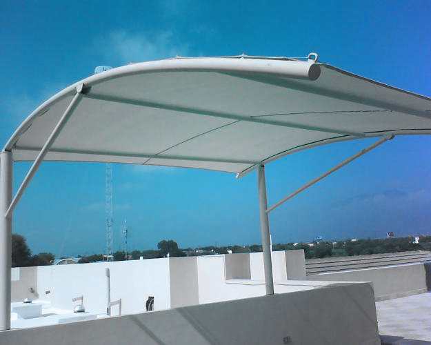 Construdomos domops de policarbonato for Tipos de toldos para patios