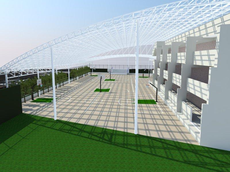 Construdomos proyectos y dise os for Proyectos de construccion de escuelas